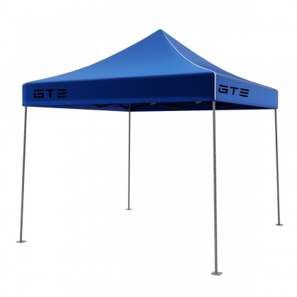 GTE Canopy Tent Outdoor Party Shade Instant Set Up Easy Storage Folding Portable Outdoor Tent 3M x 3M