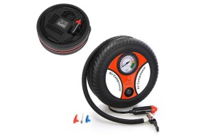 Automotive Tire Air Pump Portable DC12v Car Mini Tire Automatic Air Pump High Pressure Inflator