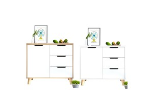Sideboard Living Room Cabinet Storage Cabinet Multifunctional Simple Modern Tea Cabinet Economy Restaurant Kitchen Storage Cabinet (701)