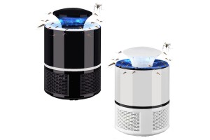 Electric Mosquito Killer Lamp USB Photocatalyst Mosquito Killer Fly Moth Bug Insect Trap Lamp Powered Bug