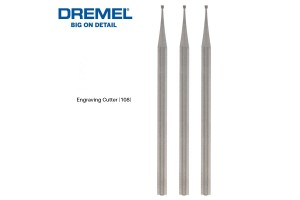 DREMEL 108 Engraving Cutter 0.8mm (26150108JA)