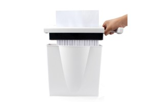 Home Office Electric Auto A4 Paper Shredder Privacy Protection Confidential Documents Destroyer (WS0106-T)