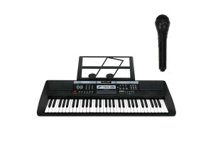 61 Keys Multi-function Digital Electronic Keyboard Input USB Digital Piano Music Keyboard - (328-14)