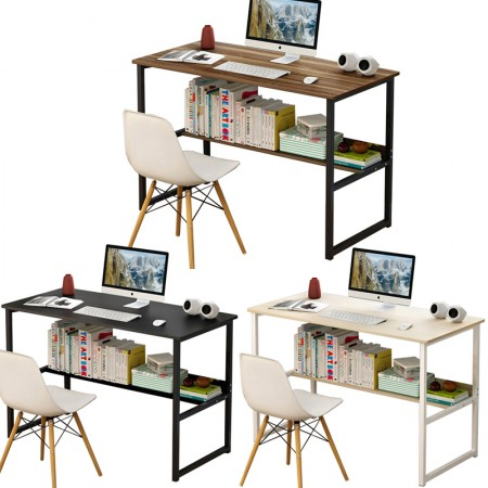 Computer Desk Table Desk Simple Small Table Bedroom Home (A51)