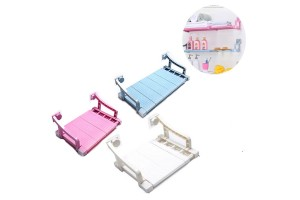 Multifunctional Wall Creative Punch-free Plastic Bathroom Kitchen Suction Wall Storage Rack