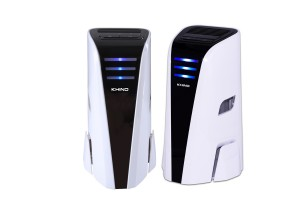 KHIND Desktop Air Purifier White Portable (HAP06)