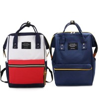 Fashion Style Unisex Canvas Backpack Teen Vintage Casual Shoulder Backpack