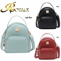 ROYALE Mini Backpack For Girls Candy Cute Small Bag Women PU Women Bag Backpacks (RYL-245)