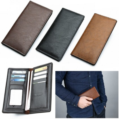 Wallet Clutch Bag Long Paragraph Casual Wallet Multi-Card Men Suit Bag
