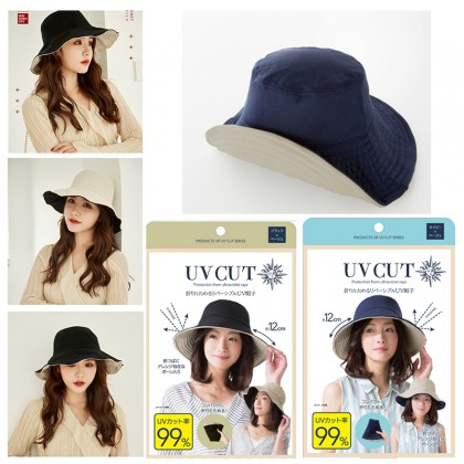 Woman Fashion Casual UV Cut Hat Visor Folding Summer Outdoor Cycling Beach Easy Keep And Lightweight