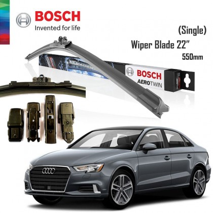 "BOSCH AT Aerotwin Plus 22"" Wiper Blade AP22U (Single) - 3397006835"